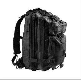 30L Black Tactical Back Pack